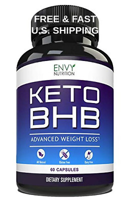LOSE WEIGHT FAST BHB SALT KETO Diet Extreme Fat Burner Carb Block Energy NATURAL