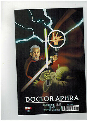 STAR WARS: DOCTOR APHRA #29 1st Printing - Greatest Moments / 2019 Marvel Comics