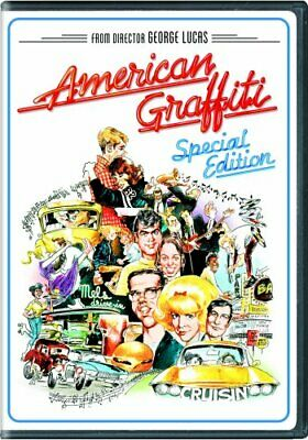 AMERICAN GRAFFITI New Sealed DVD Ron Howard Harrison Ford