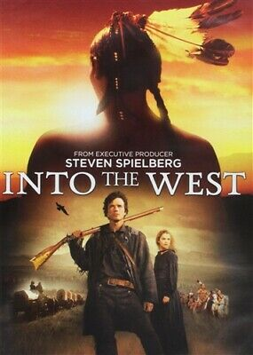 INTO THE WEST New Sealed 4 DVD Set Complete 6 Part 2005 TV Mini Series