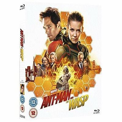 Ant-Man and the Wasp [4 K Ultra HD + Blu-Ray] [2018] Blu-ray