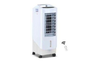 Devanti Portable Evaporative Air Cooler 7.8L Conditioner Touch Control 3 Speed