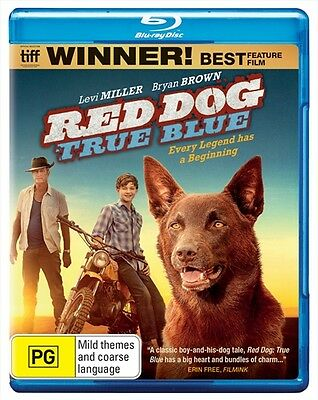 Red Dog : TRUE BLUE : NEW Blu-Ray