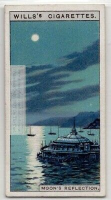 Why A Moonbeam On Water Follows Us 90+  Y/O Ad Trade Card
