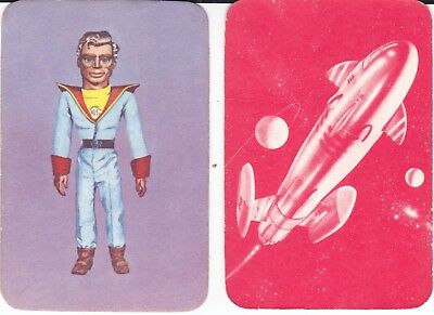 Gerry Anderson/'s Fireball XL5 Premier Cards Exclusive PCP1 Promo Card Ltd to 30