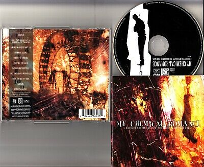 MY CHEMICAL ROMANCE- I Brought You My Bullets, You Brought Me Your Love RARE CD