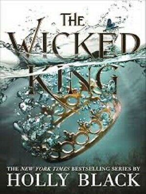 The Wicked King (The Folk of the Air, #2)  (ePub,PDF)