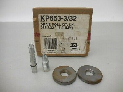 Lincoln Electric KP653-3/32 Drive Roll Kit, 068-3/32 (1.7-2.4MM)