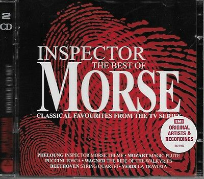 Inspector Morse-The Best Of Inspector Morse DOUBLE CD