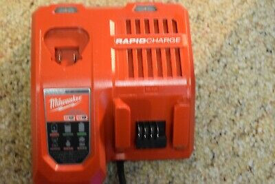 Milwaukee 48-59-1808 M18™ & M12™ Rapid cordless  Charger Brand New