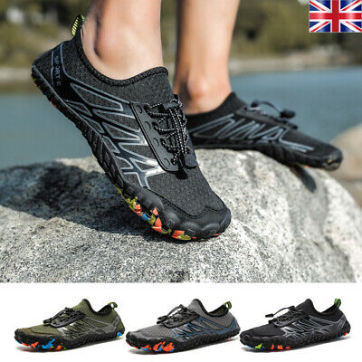 Women Mens Beach Aqua Water Shoes Breathable Wetsuit Surf Swimming Diving Unisex