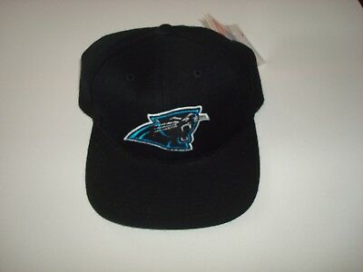 Carolina Panthers Sports Specialties Fitted Sz 7 Hat Cap Vintage 1990 s 3ccd9dfab