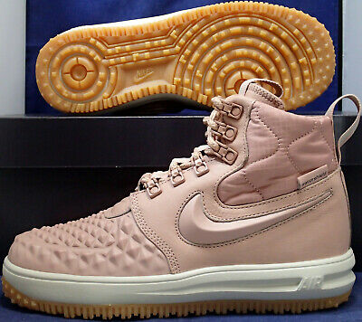 newest d6dba cd7ba Femmes Nike Lunaire Force 1 Duckboot Particule Rose Lf1 Air Sz 5 (Aa0283-600