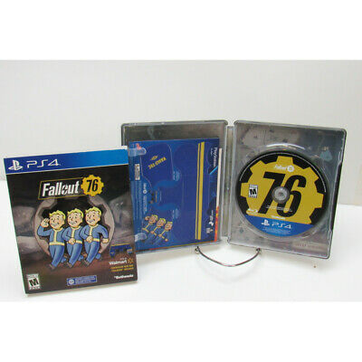 Fallout 76 - Steelbook Complete - PlayStation 4