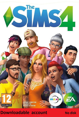 The Sims 4 Origin account,Full Access, PC - Region Free