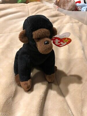 f599798d821 TY Beanie Baby - CONGO the Gorilla (5.5 inch) - MWMTs Stuffed Animal Toy