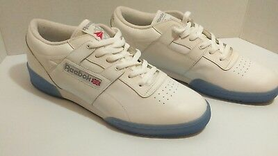 23836793426c REEBOK WORKOUT PLUS Ice (SOLID TEAL WHITE ICE) Men s Shoes CN7181 ...