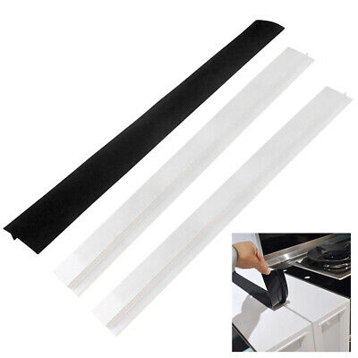 Silicone Stove Counter Gap Cover For Cooker Worktop Spill Guard Seals Filler UK