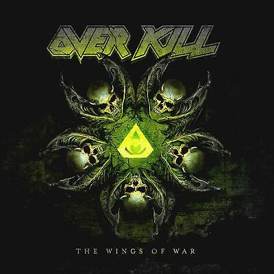 The Wings of War Limited Edition Digipack Overkill Audio CD Nuclear Blast NEW