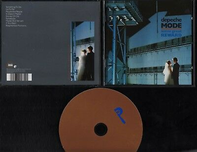 DEPECHE MODE Some Great Reward 2006 CD REMASTER COLLECTORS EDITION