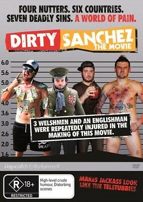 Dirty Sanchez - The Movie : NEW DVD