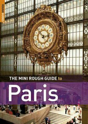 The Rough Guide to Paris Mini Guide - Edition 2,Ruth Blackmore, James McConnach