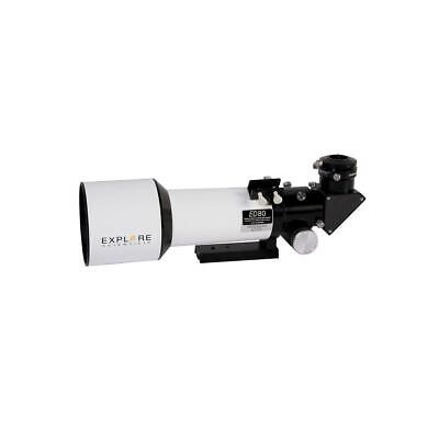 Explore Scientific ED80 80mm Air-Spaced Triplet Apochromatic Refractor