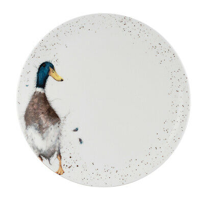 Wrendale By Royal Worcester - Duck Dinner Plate - 10.5""