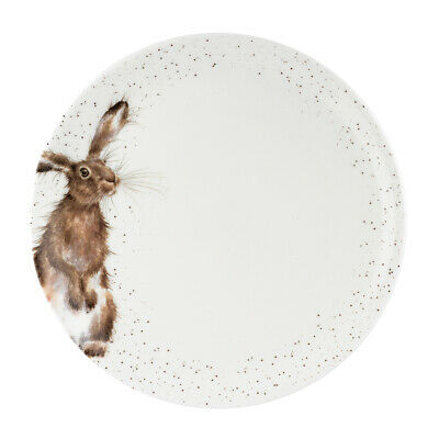 Wrendale By Royal Worcester - Hare Dinner Plate - 10.5""