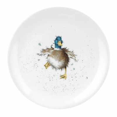 "Wrendale By Royal Worcester - 'Duck' 8"" Coupe Plate"