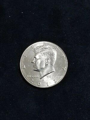 2012 P President Kennedy Half Dollar Fifty Cent Coin Money U.S. Mint Roll Coins