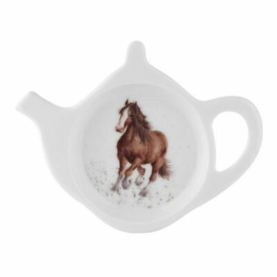 Wrendale By Royal Worcester - Gigi Horse Teabag Tidy
