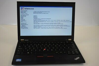 Lenovo ThinkPad X230 Intel Core i5-3320M (320GB HDD/4GB RAM)