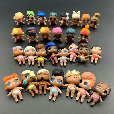 10 Pcs Random LOL Surprise Doll Lil Sisters Dolls Girls Gifts Authentic