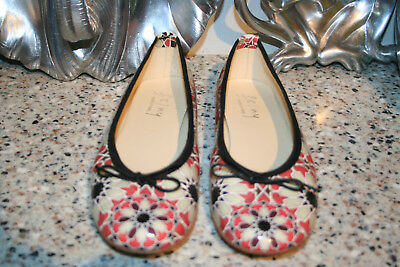 a77e57a98e0 Fs ny Made In Italy Ballet Flats Womens Shoes Patent Leather Size 38 7