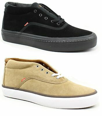 Globe Mens Sprout Mid Skateboarding Casual Sneaker Shoes