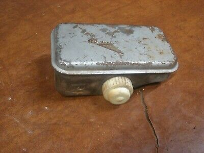 Vintage Go Kart Mini Bike Rat Rod Engine Briggs Stratton Fuel Gas Tank Lot #4