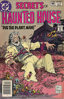 SECRETS OF HAUNTED HOUSE #43 (1981) DC Comics  FINE