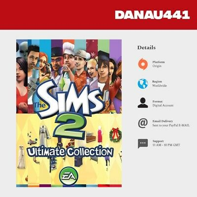 The Sims 2 Ultimate Collection (PC)