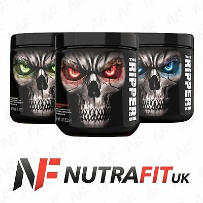 COBRA LABS THE RIPPER fat burner weight loss strong powder appetite control