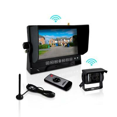 Pyle Wireless Weatherproof Rearview Backup Camera & Monitor Video System (PLCMTR