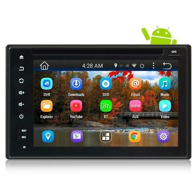 Pyle GPS Android Car Stereo WIFI Double Din - DVD, Navigation, Hands free Blueto