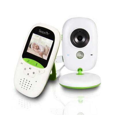 SereneLife Wireless Baby Monitor System - Camera & Video Child Home Monitoring (