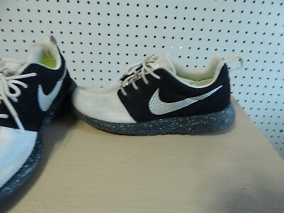 reputable site 66a3f c5318 Mens Nike ID Custom Roshe One Essential Lightweight Shoes 943711 991 - size  6.5