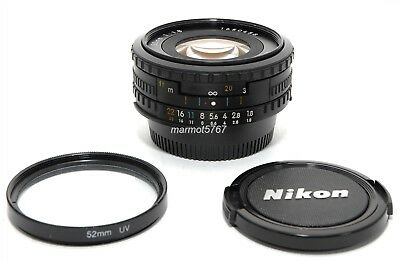 NIKON SERIES E 50mm f1.8 Ai-S LENS!! 90-DAY WARRANTY!! EXCELLENT CONDITION!!