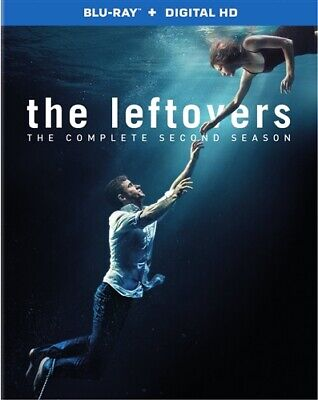THE LEFTOVERS TV SERIES COMPLETE SECOND SEASON 2 New Sealed Blu-ray