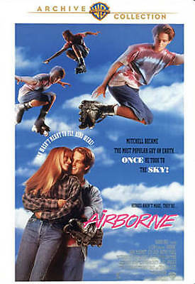 AIRBORNE New DVD Warner Archive Collection Seth Green