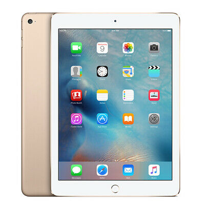 Apple Ipad Air 2 LTE 4g Wifi & Cellulaire Tablette 9,7 Pouces 16gb or comme Neuf