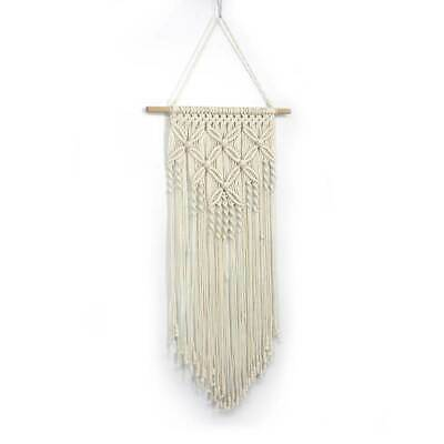Macrame Wall Hanging Woven Wall Art Macrame Tapestry - Boho Home Decor US