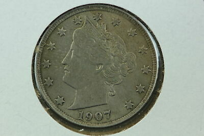 1907 Liberty Nickel 7HIN